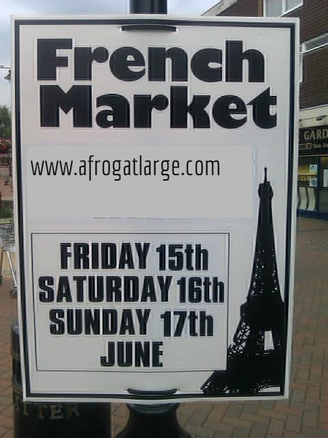French Market Day