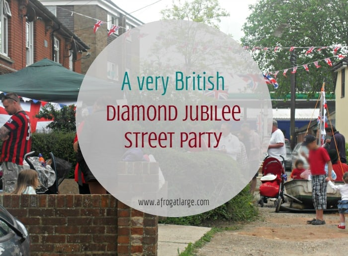 A Very British Diamond Jubilee Street Party