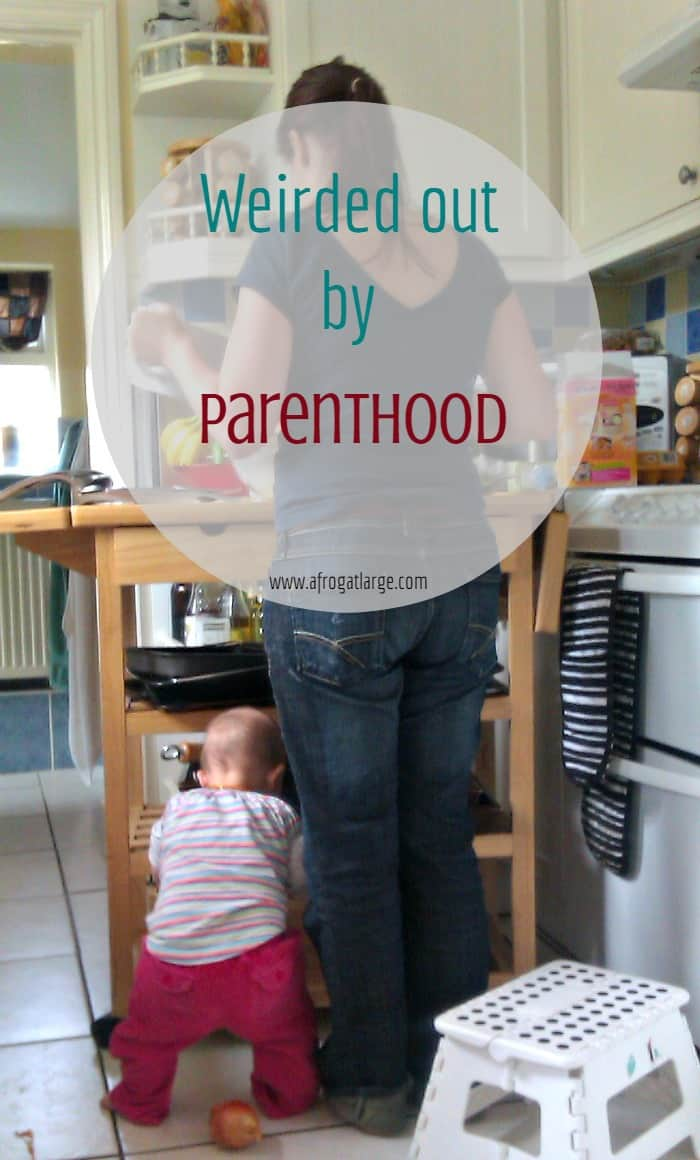 Weirded out by Parenthood