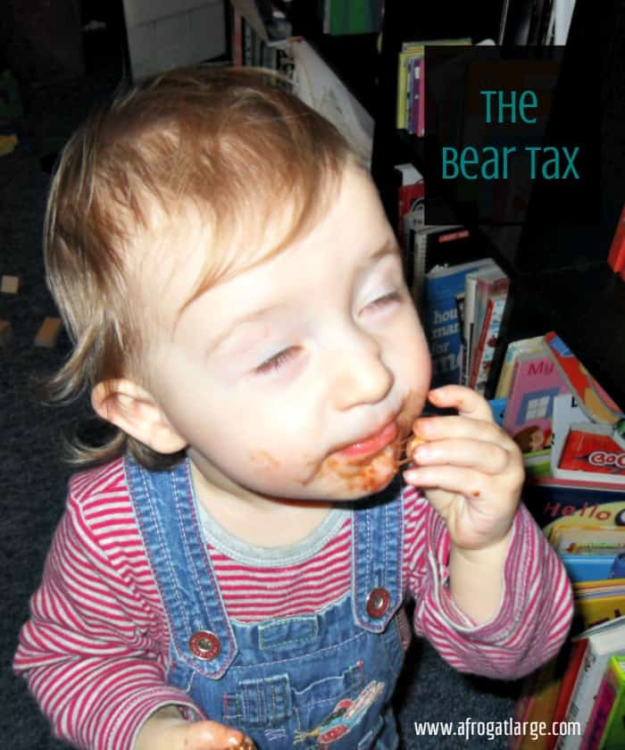 The Bear Tax