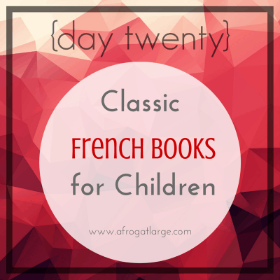 French children's books