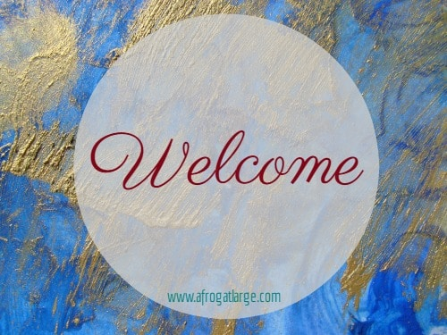 welcome new blog