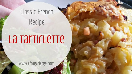 French Tartiflette recipe